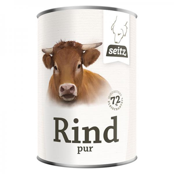 Rind Pur Dose 400g